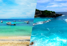 クレイジー特価 3つの離島巡り レンボンガン島、ペニダ島、チェニガン島